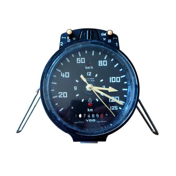 Uhr Tacho Upcycling LKW DDR Auto