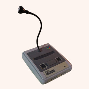 Lampe aus Super Nintendo Entertainment System